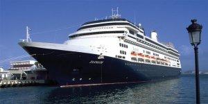 42 people sick on cruise ship Zaandam