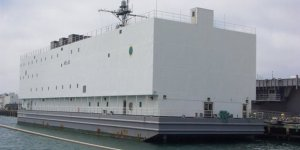 VT Halter to build another US Navy barge