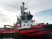 Another of popular class heads for West Central Africa
