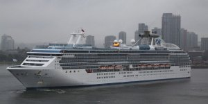 The Coral Princess has left Port Miami