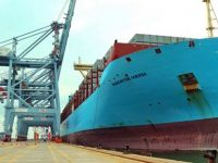 Margrethe Maersk Becomes Largest Ship to Call Vietnam