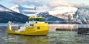 Damen announces fish-farming workboat
