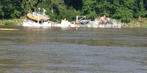 USCG issues AIS safety warning after towboat collision