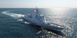 Hyundai Heavy delivers Philippine Navy's frigate