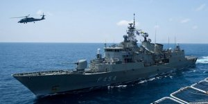 Hellenic Navy frigate HS HYDRA leaves IRINI due to technical issues