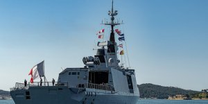 The European Maritime Force supports NATO's Operation