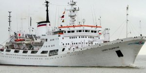 Research vessel of Russian Navy completed round-the-world route