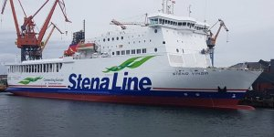 Stena Line is ten years ahead of IMO targets