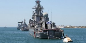 Russia held drills at the naval bases of Black Sea
