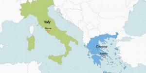 Greece and Italy to sign an agreement on maritime boundaries