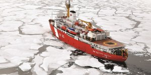 Two Canadian shipyards to join forces for a polar icebreaker