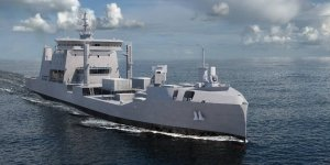 Hyundai delivers the largest-ever navy ship to New Zealand