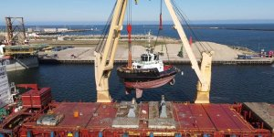 Damen Shipyard delivers new tug to Iskes