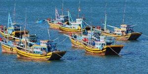 Chinese vessel hits Vietnamese fishing boat