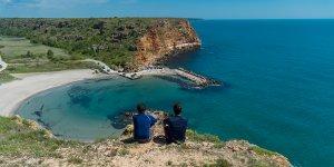 Bulgaria's Black Sea resorts became ghost town