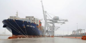 Port of Melbourne welcomes largest container capacity ship