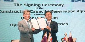 """Big Three"" shipbuilders of South Korea strike MOAs with Qatar Petroleum"