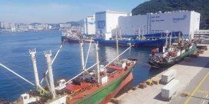 Port of Busan partially shut down due to a suspicious Russian ship