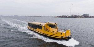 Damen delivers five zero-emission vessels to Arriva Denmark