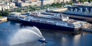 Holland America Line sold four vessels
