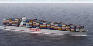 Seaspan to receive two 13,000 TEU containerships