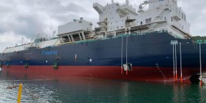 Minerva Gas launches LNG newbuild at Samsung Heavy Industries