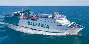 Spanish Balearia's LNG-powered fleet keeps growing