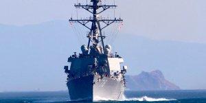 U.S. Navy's USS Porter departed the Black Sea