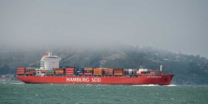 Panamax containership Cap Jackson disabled due to fire