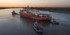 New icebreaker of Australia to undergo final commissioning