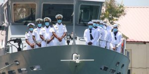 Metal Shark delivers NCPV to the Dominican Republic's Navy