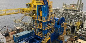 ACE Winches completes shore-pull project in Israel
