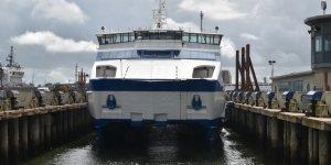 Damen completes repairs on Vlieland Ferry