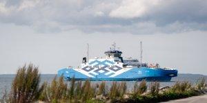 First hybrid passenger vessel of Estonia starts service