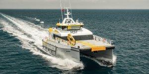 Damen Shipyards delivers its latest vessel to Rederij Groen