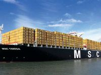 MSC sets up new service on transpacific route