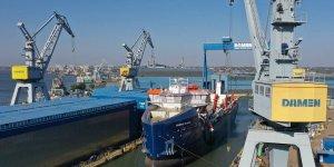Damen Shipyards Group launches dredger for Hanson
