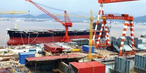 Jan-Aug new ship orders of Chinese shipbuilders down 4.5%
