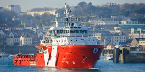 Vroon Offshore Services disposes three vessels of its fleet