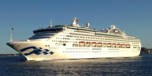 Princess Cruises to sell two more vessels