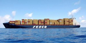 FESCO launches its new Arctic line between China and USA