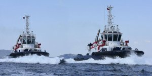 Sanmar delivers pair of tug to Scotland