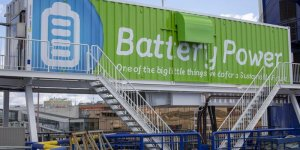 Stena to use very large powerbanks at ports