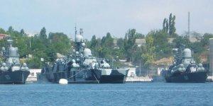 Black Sea Fleet of Russian Navy takes part in KAVKAZ-2020 maneuvers