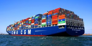 CMA CGM to buy 30% stake in French airline company