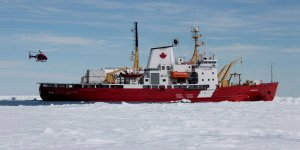 Wartsila to work for Canadian Coast Guard icebreaker
