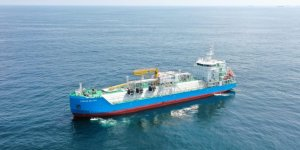 Singapore named its first LNG bunkering vessel