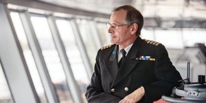 Captain Nick Nash promoted to the rank of commodore of Princess fleet