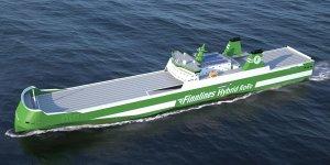 Finnlines secures loan of EUR 30 million for hybrid cargo vessels