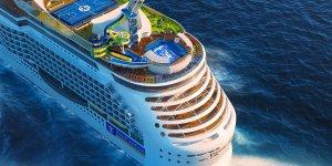 Royal Caribbean cancels its november program